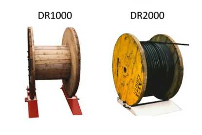 DR - Cable Drum Rollers