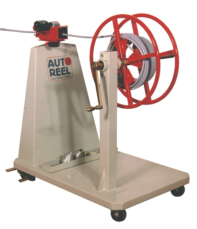Autoreel Ltd Cable Winding Systems Hw Hand Operated