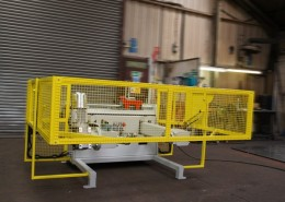 Autoreel Cable Winding Machine PLW With Guard Down