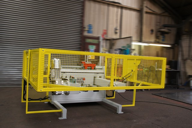 Plw Pintle Loading Winders And Payoffs Autoreel Ltd