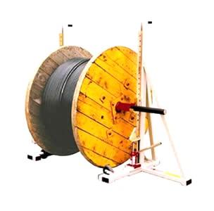CJ Cable Jack Autoreel Cable Winding Machine