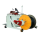 Autoreel's CW series of cable winding machines comprises rugged, heavy duty units designed to facilitate the handling of electrical cable, wire rope, flexible hose and many other reel-stored materials.