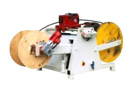 CWP Combined Winder and Payoff Autoreel Cable Winding Machine