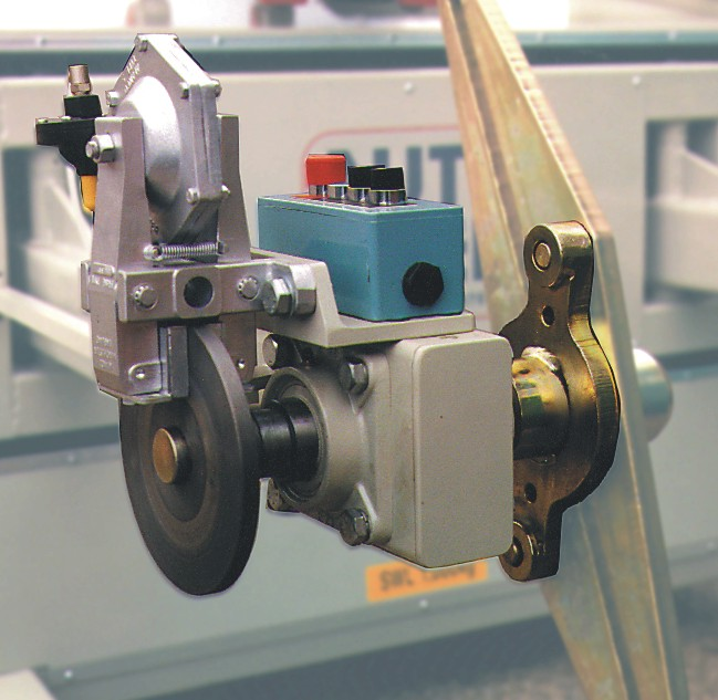 Friction Brake on CWPP