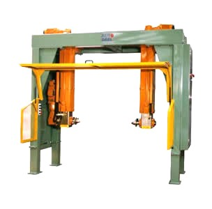 GWS Gantry Take-up and Payoff Autoreel Cable Winding Machine