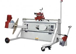 PLW Pintle Loading Winder and Payoff Autoreel Cable Winding Machine