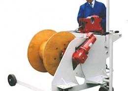 SCW Single Arm Winder Autoreel Cable Winding Machine